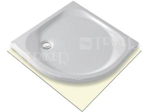Zvuková izolační podložka pod keramické vaničky 103x103