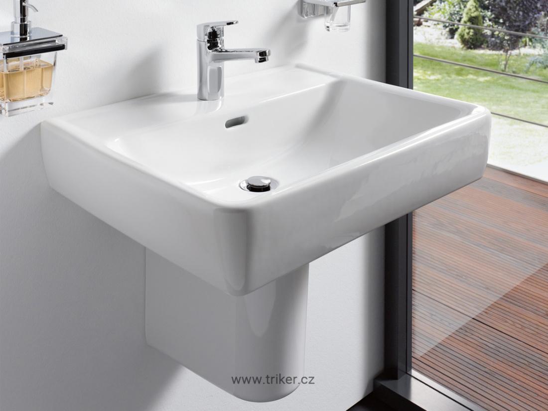 laufen pro a umyvadlo 60 x 48 cm s otvorem b l lcc triker. Black Bedroom Furniture Sets. Home Design Ideas