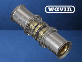 Wavin M5 - Nové lisovací tvarovky